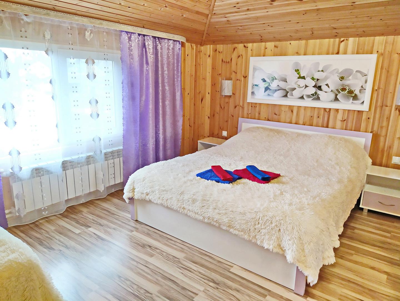Апартаменты Делюкс с двумя спальнями и кондиционером. 47 м2.