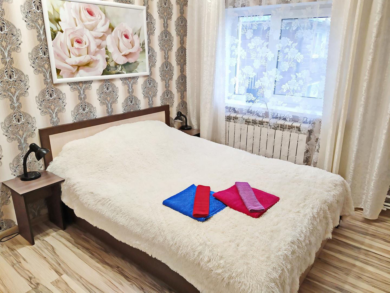 Апартаменты с двумя спальнями и кондиционером. 27 м2.